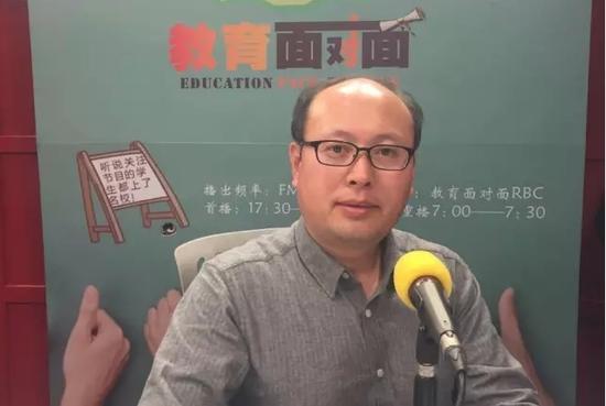 北京青年政治学院招生就业处处长杜世友