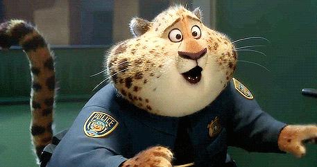 趣味词汇:《疯狂动物城》各种动物英文怎么说