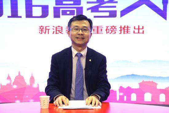 香港浸会大学教务长苏国生