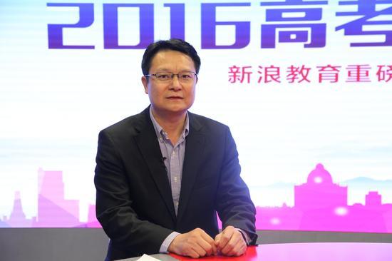 中国科学院大学招生与学位部部长袁增强教授