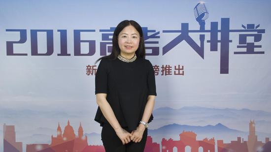 香港城市大学环球事务处副处长卓燕