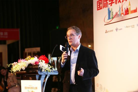 上海七宝德怀特高级中学海外升学辅导协调员关世宁