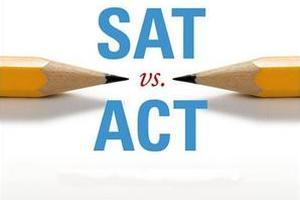 新SAT扫盲:它和ACT的相似度达到了惊人的45%