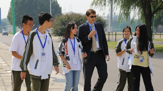 清华大学附属中学国际学校