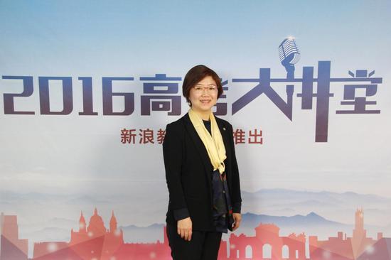 香港教育学院大中华事务处的何静老师