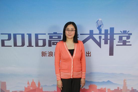 香港公开大学中国及国际事务统筹主任石雪梅