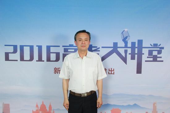 北京信息科技大学招生就业处副处长刘斌