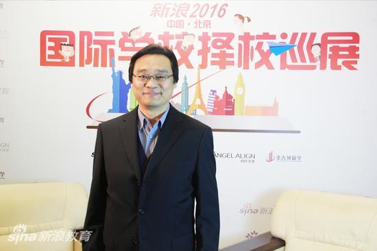 中央音乐学院鼎石实验学校学术委员会主任 戴中晖