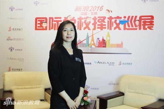 启明星双语学校招生主管 赵老师