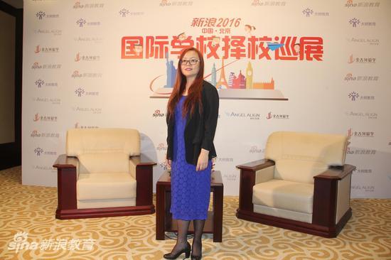 北京市第三十五中学国际部学生中心主任 吴昊
