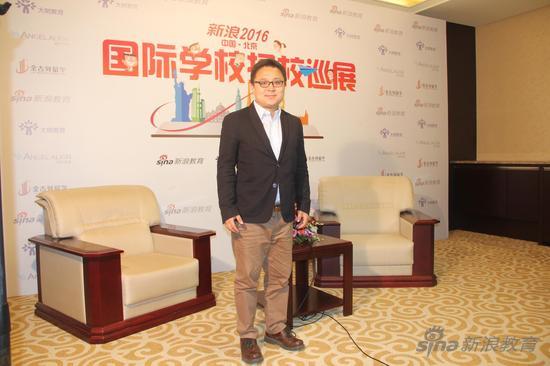 美国利弗莫尔国际学校运营总监张静博