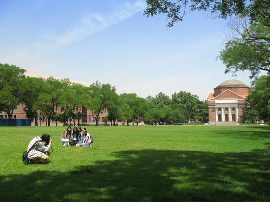 、清华大学