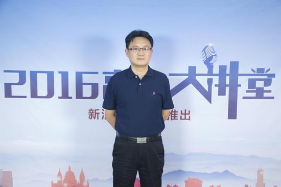 苏州大学招生就业处副处长翟惠生