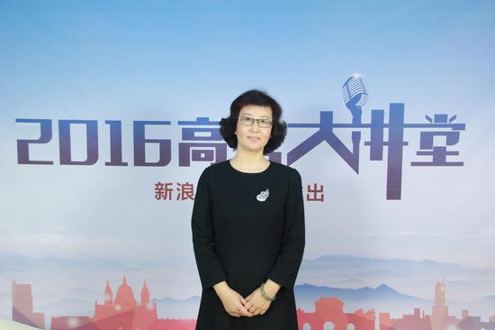 长安大学的招生办公室主任丁珊