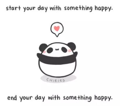 开心是一天,不开心也是一天,为什么要不开心呢?