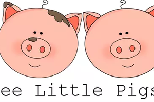 晨读故事:The Three Little Pigs 三只小猪