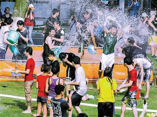 暨南大学泼水节