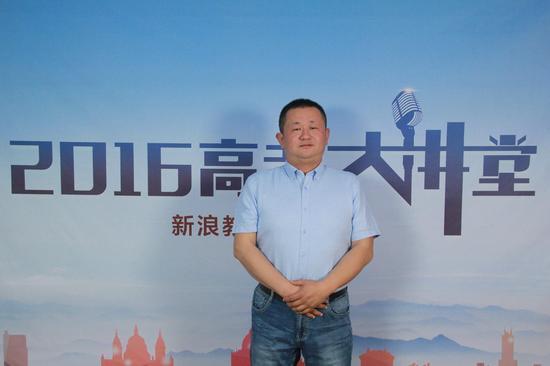 河西学院招生办王晓虎