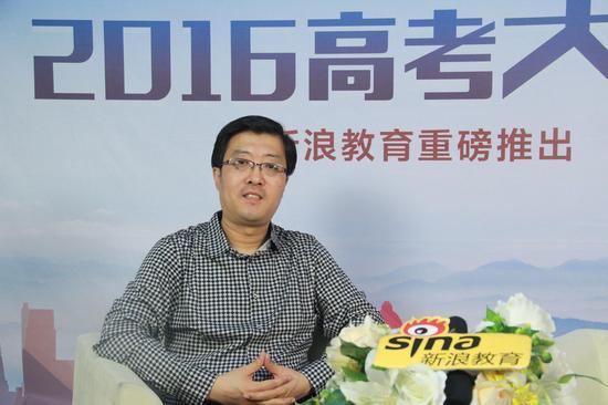 哈尔滨工程大学招生办主任张阳红