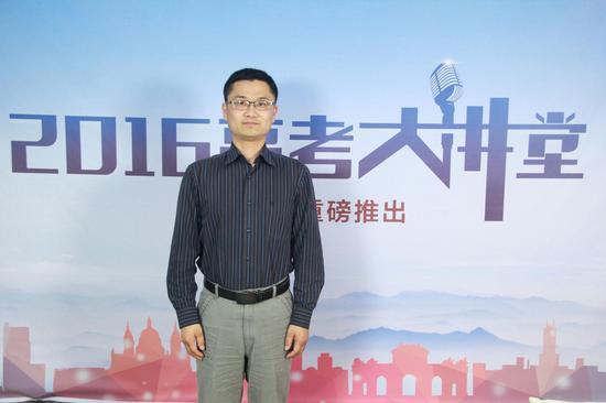 北京印刷学院的招生办主任孙鹏