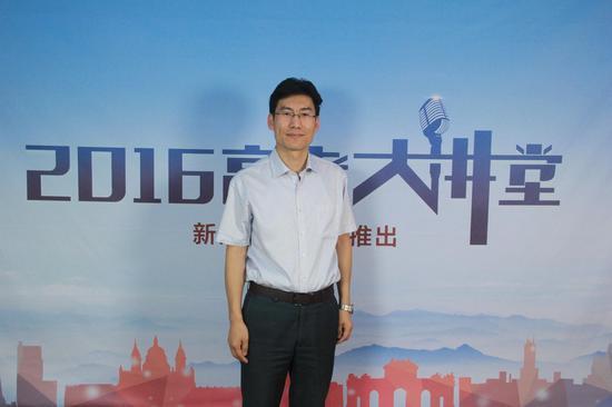 天津职业技术师范大学招生办副主任纪国亮