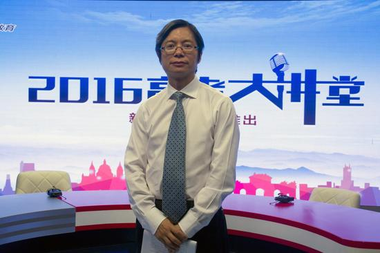 南京大学教务处处长邵进