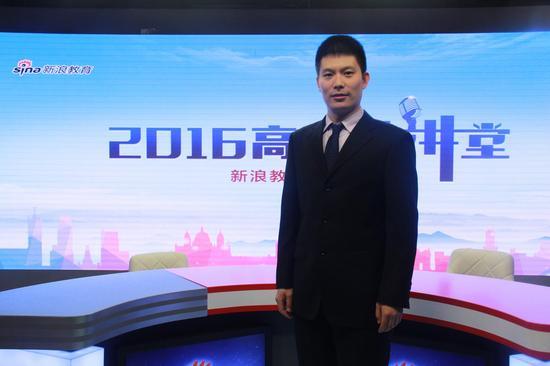 华中科技大学招生办主任陈瑞学