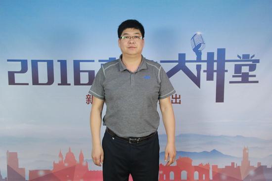 哈尔滨师范大学招生办副主任诸秉政