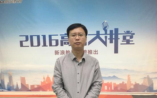 西安电子科技大学招生办公室主任毛立强