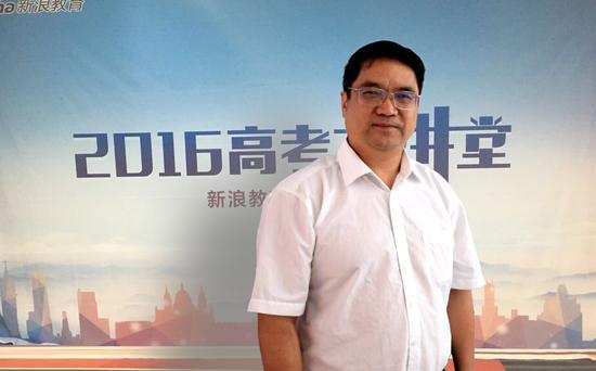 暨南大学招办主任黄跃雄