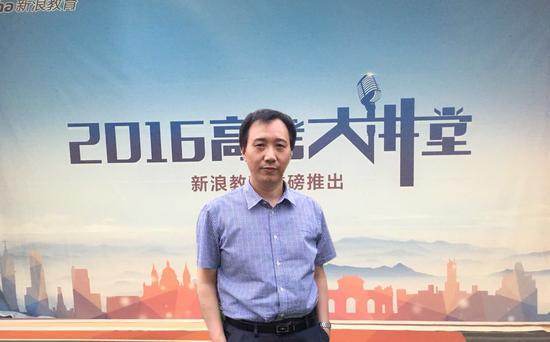 中原工学院招生处处长邹海林