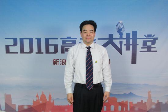 汕头大学招生办公室主任陈映林