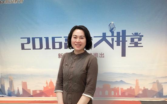 江南大学招生办主任许群