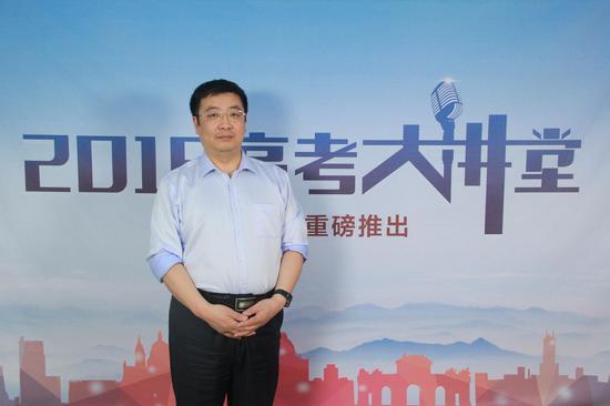 中国医科大学医学信息学院副院长崔雷