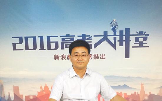 合肥工业大学招办主任曹兵