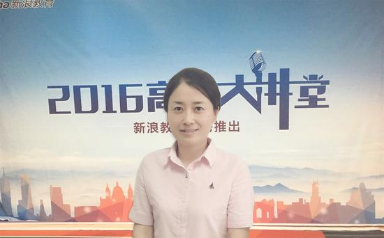 南京农业大学招生办公室主任倪丹梅