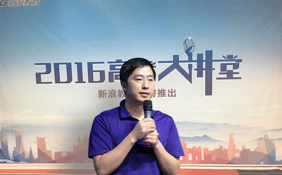 四川农业大学招生就业处副处长杜彬