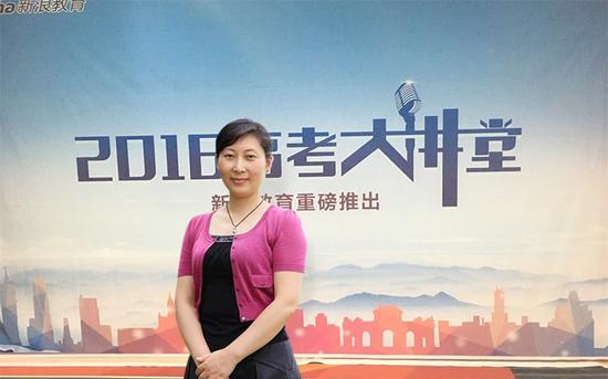 重庆邮电大学招生就业处处长韦柳琴