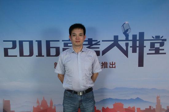 南京信息工程大学学生工作处副处长文亚平