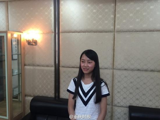 2016年重庆高考状元出炉:文科661分 理科720分图片