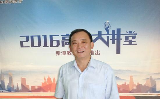 临沂大学党委委员、副校长马凤岗
