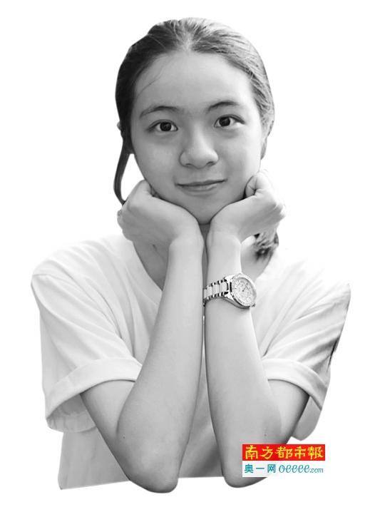 东莞中学双胞胎学霸妹妹徐琬彤