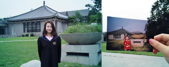 我长大啦,毕业快乐!