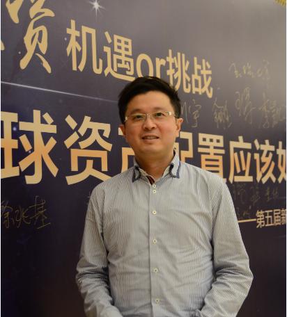 嘉宾:侨业国际总裁徐兆基