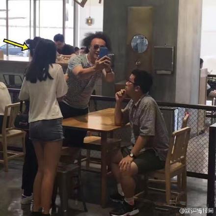 陈奕迅妻女