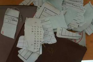 河南女孩录取通知书失踪 被同学家长捡走撕毁