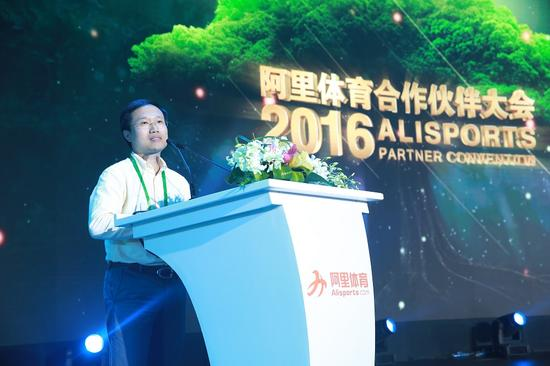 阿里巴巴集团淘宝行业平台总监 杨润华先生(花名:莱萌)
