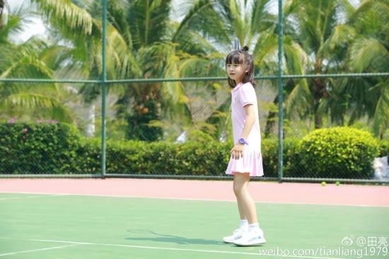 森碟网球球技好