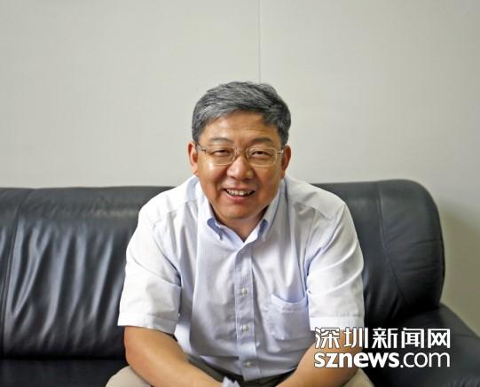 深圳大学校长李清泉