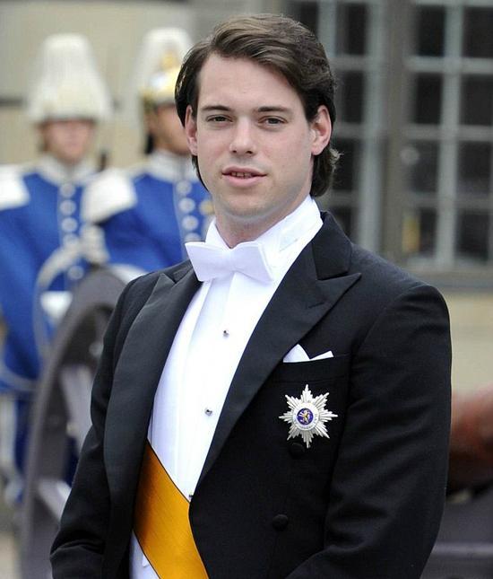 卢森堡费利克斯王子